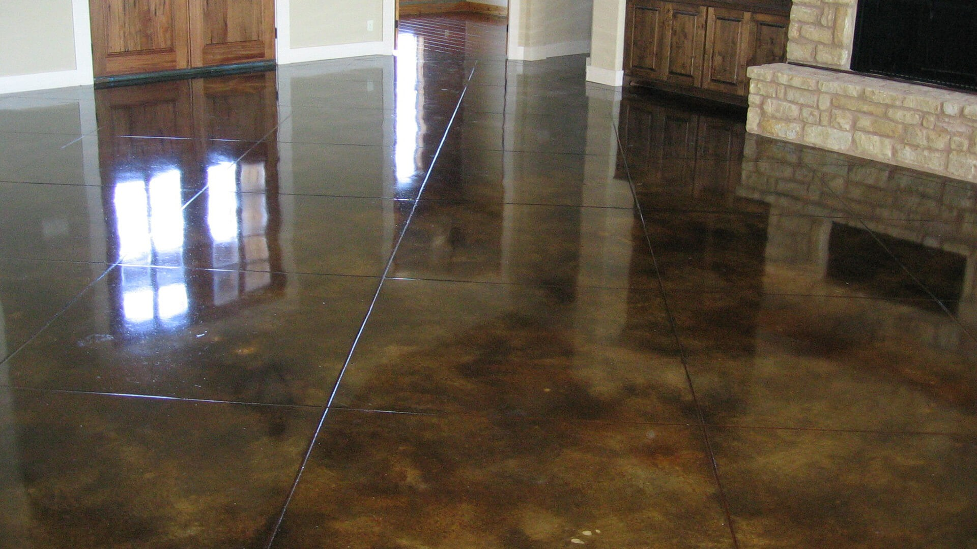 Acid Stained Concrete-San Diego Custom Concrete Pros & Concrete Repair Services
