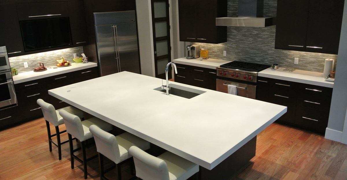 Concrete Countertops-San Diego Custom Concrete Pros & Concrete Repair Services