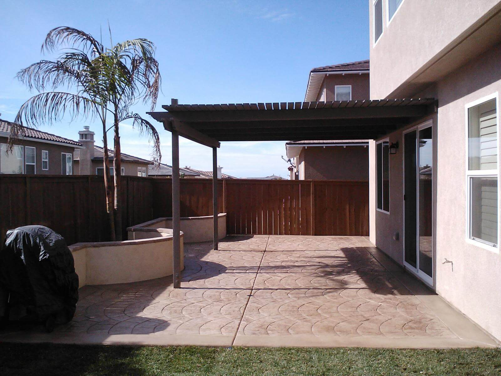 Concrete Patio Contractors-San Diego Custom Concrete Pros & Concrete Repair Services
