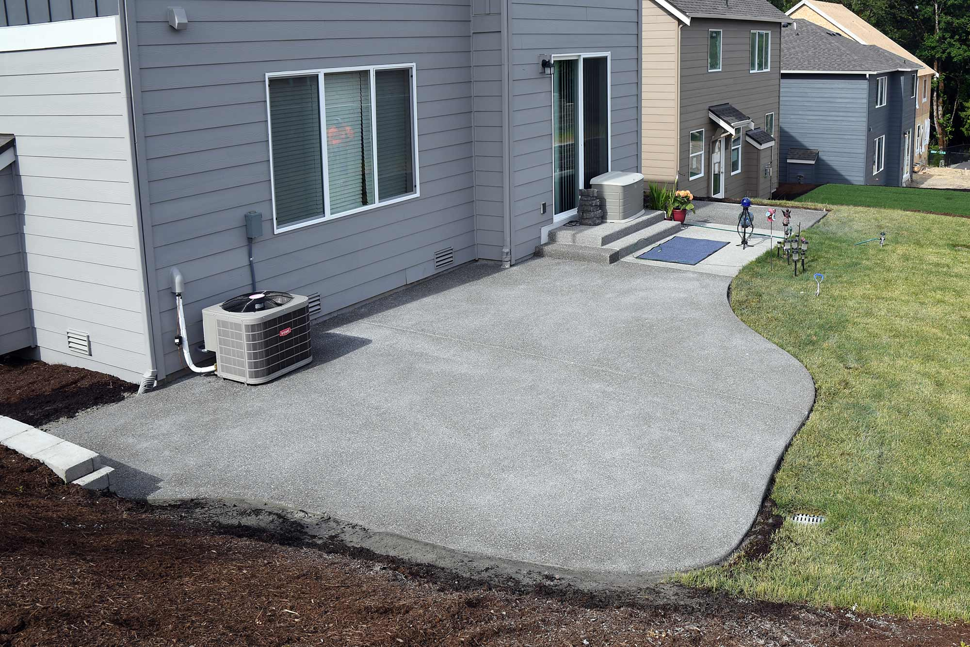 Concrete Patio Installation-San Diego Custom Concrete Pros & Concrete Repair Services