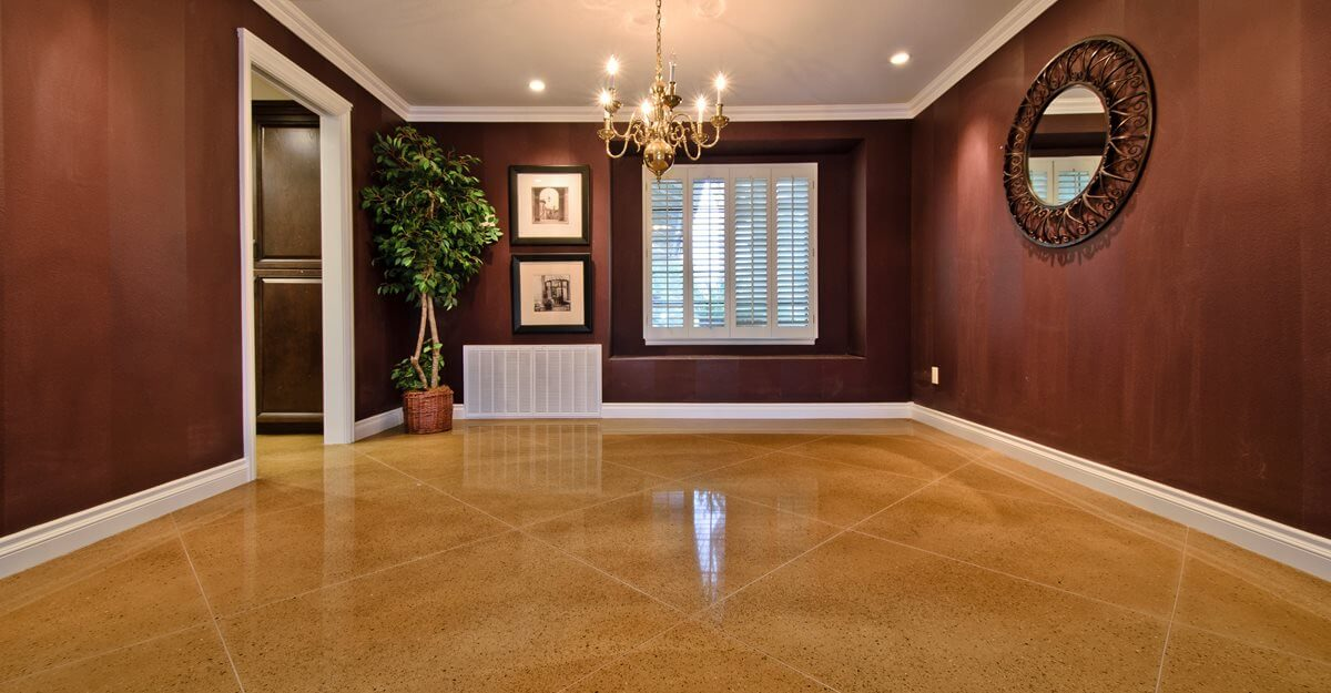 Decorative Concrete Flooring-San Diego Custom Concrete Pros & Concrete Repair Services