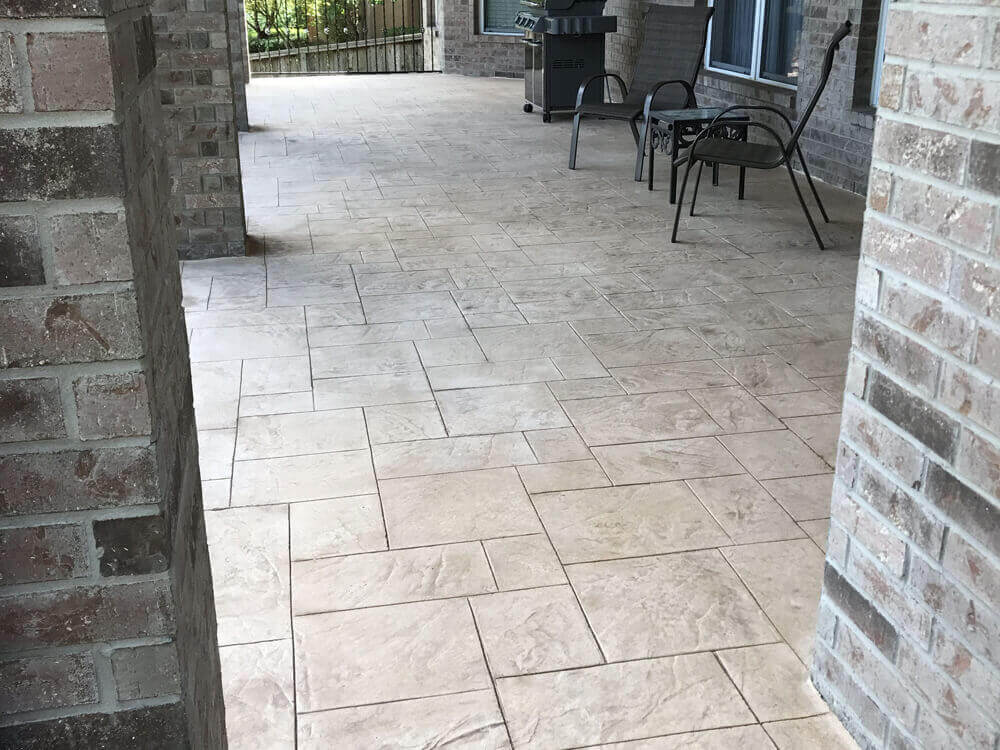 Stamped Concrete-San Diego Custom Concrete Pros & Concrete Repair Services